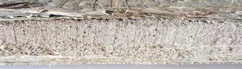 稲わら畳床の写真